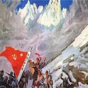 重走长征路体验红军精神