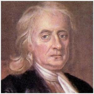牛顿勤勉学习的故事