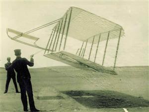 莱特兄弟与飞机
