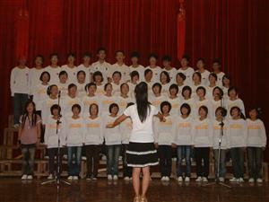 团结的班集体-合唱比赛