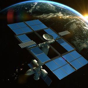 地球同步卫星的发射