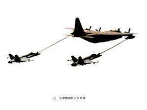 飞机空中加油