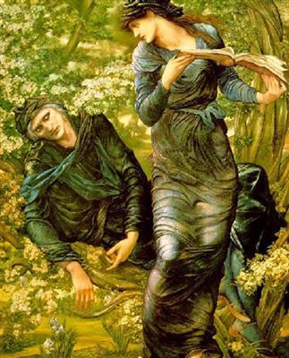 赫尔墨斯系列油画1