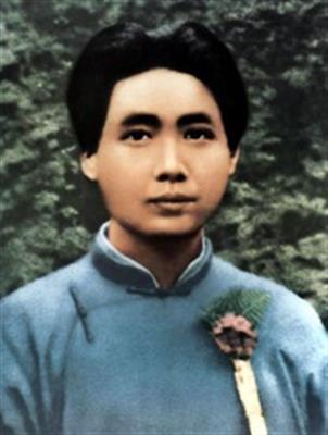 毛泽东在上海
