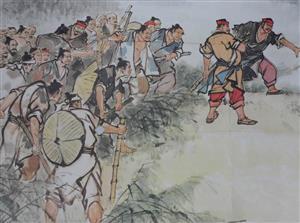 陈胜吴广起义