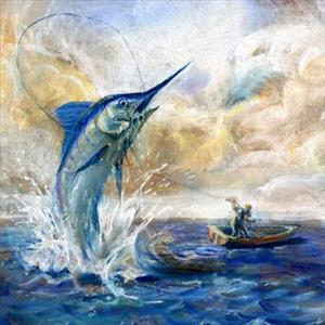 《老人与海》内容简介