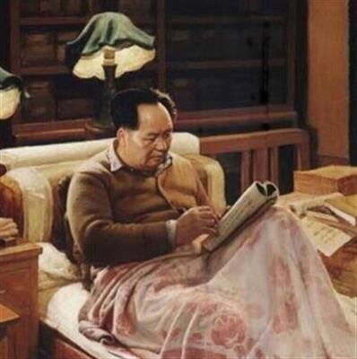 毛主席读书