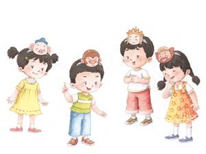 《我爱学语文》课文插图   讲故事 听故事
