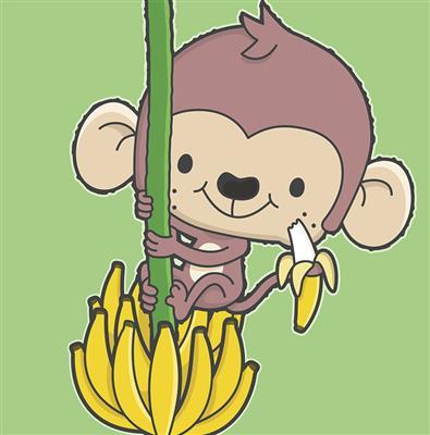 精彩故事:小猴学礼貌