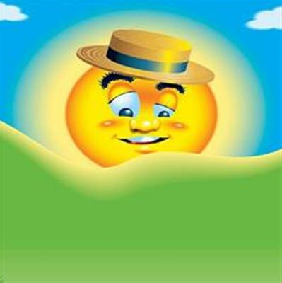 精彩故事:调皮的太阳
