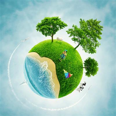 推荐阅读:让我们一起保护地球