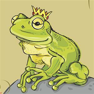 精彩故事:青蛙王子