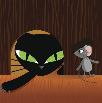 精彩故事:老鼠开会