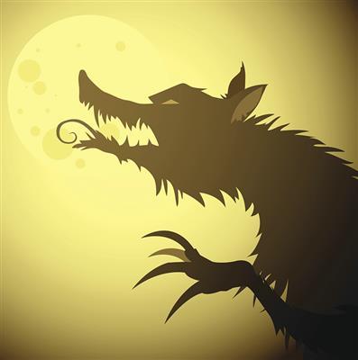 精彩故事:狼来了