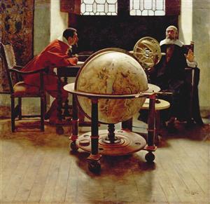伽利略开创现代科学