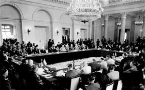 1955年5月,苏联与东欧7个社会主义国家就成了华沙条约组织举行会议的现场