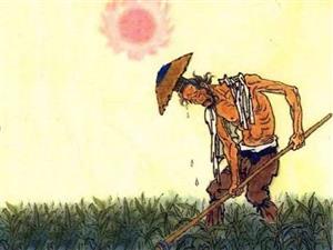 锄禾日当午