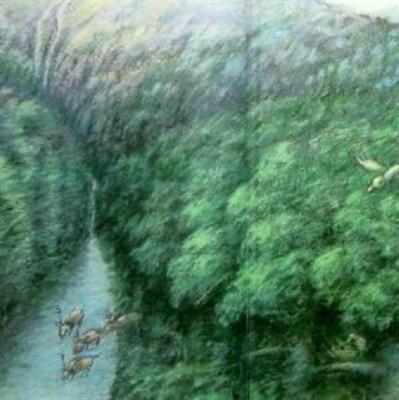[精]《植树的牧羊人》课件1