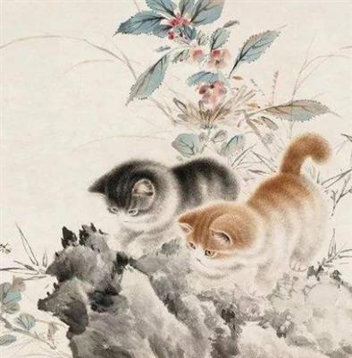 [精]《猫》课件2