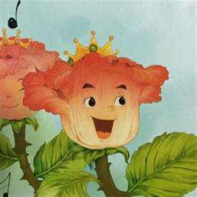 作家作品:《小意达的花》安徒生