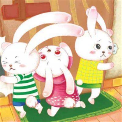 《小兔子乖乖》课文朗读