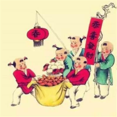 推荐阅读:春节童谣(一)