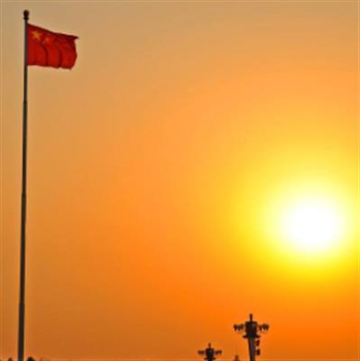 综合知识:五星红旗的由来和代表的意义